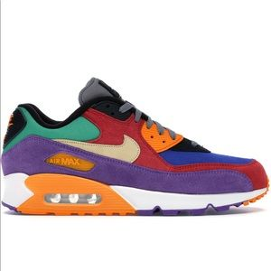 Nike air max 90 viotech size 10 brand new